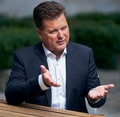 Jürgen Dusel | Bundesbehindertenbeauftragte